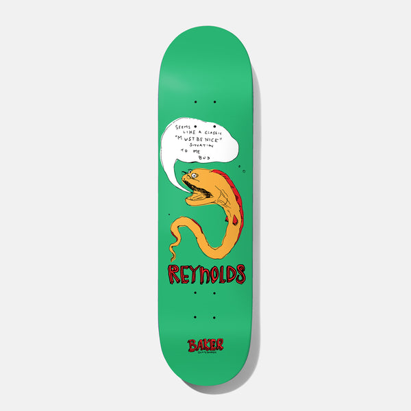 Reynolds Fish Talk Deck 8.0
