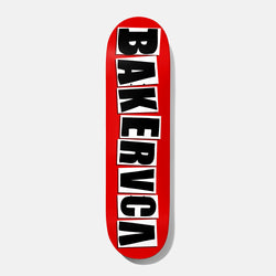 BAKERVCA Red Deck 8.25