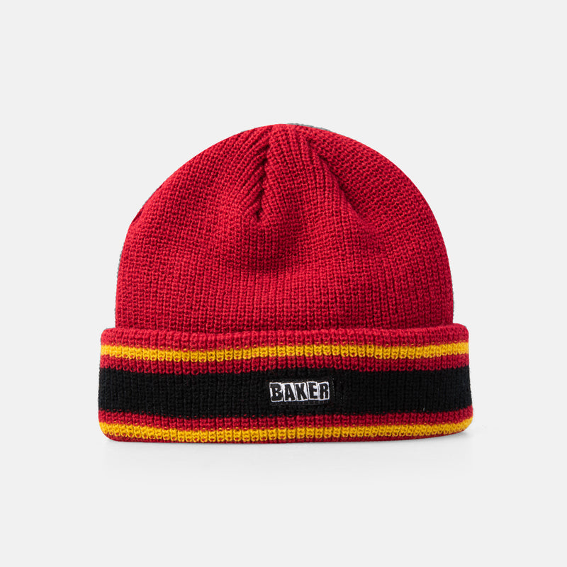 Dover Beanie Red