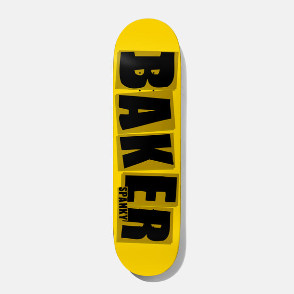 SPANKY BRAND NAME YELLOW/BLACK B² 8.25