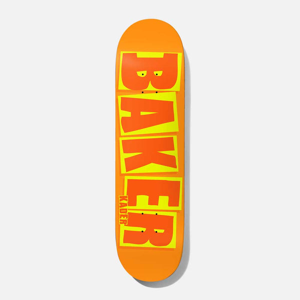 Kader Brand Name Orange Deck B² 8.5