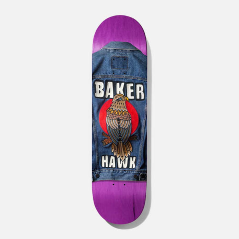 Hawk Stitched Deck 8.0