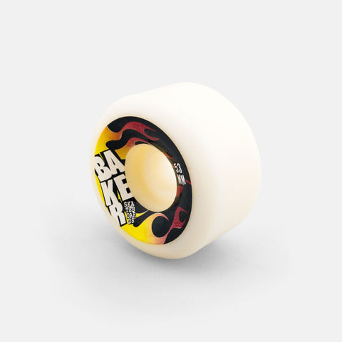 Flames Wheels 53mm (Square Shape)