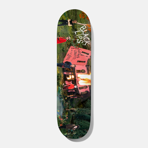 "Black Lips x Baker 8.0"" Board"