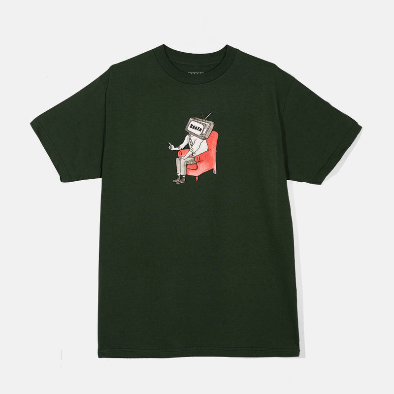 TV Forest Green Tee