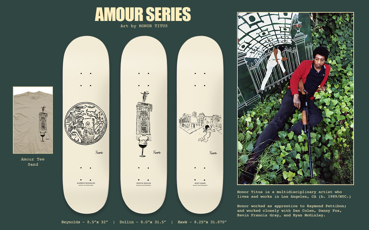 Amour Series