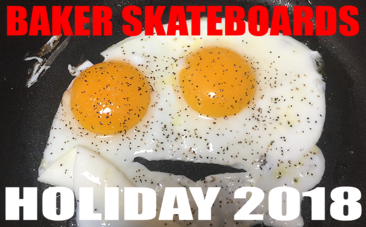 Baker Holiday 2018