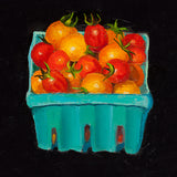Basket of Cherry Tomatoes (Tile)