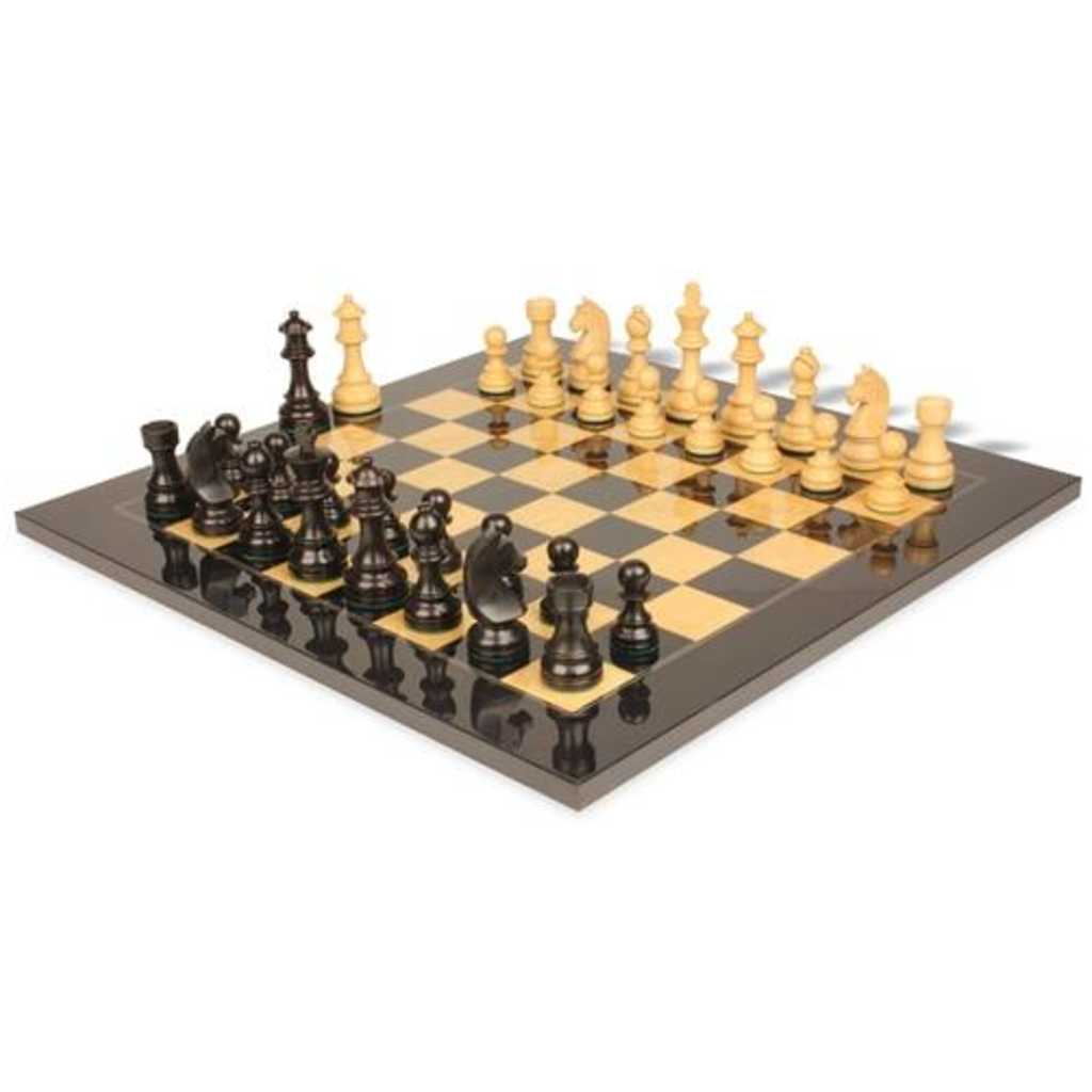 German Knight Chess Set