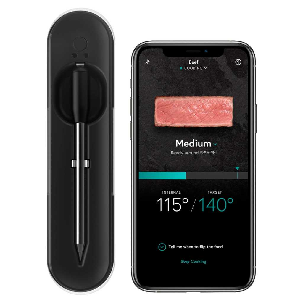 Smart Meat Thermometer