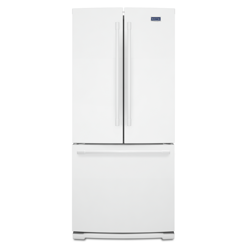 19.6 cu ft French Door Refrigerator with Strongbox™ Door Bins MFB2055FRZ
