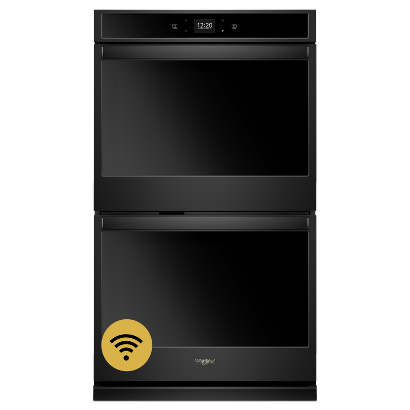 10.0 cu. ft. Smart Double Wall Oven with Touchscreen WOD51EC0HW