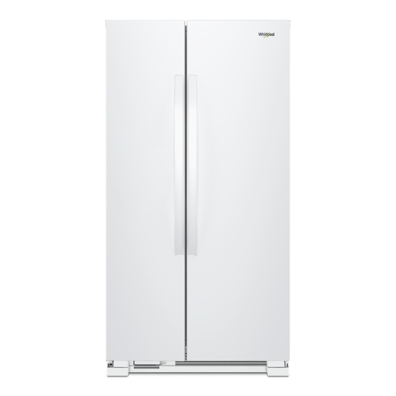 33-inch Wide Side-by-Side Refrigerator - 22 cu. ft. WRS312SNHW