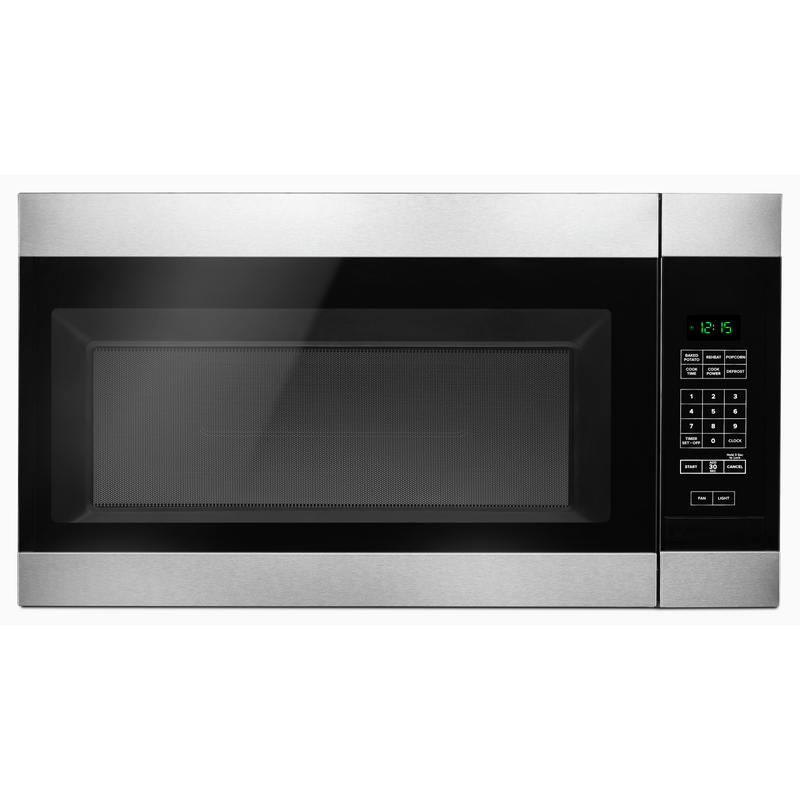 1.6 cu. ft. Amana® Over-the-Range Microwave with Add 0:30 Seconds YAMV2307PFS