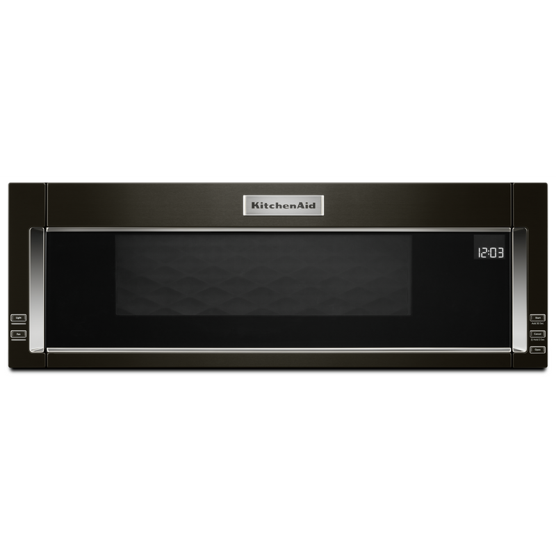 900-Watt Low Profile Microwave Hood Combination YKMLS311HSS