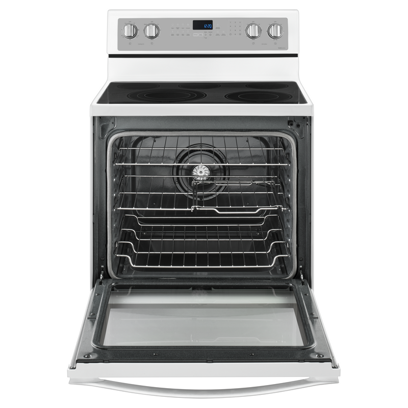 Whirlpool® 6.4 Cu. Ft. Freestanding Electric Range with True Convection YWFE745H0FH