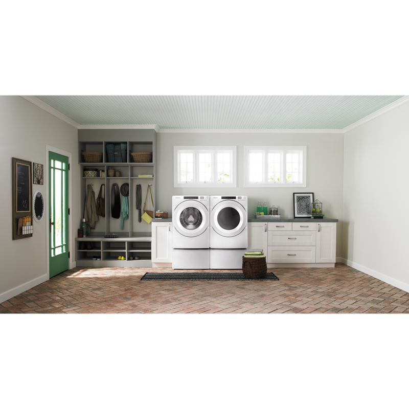 5.0 cu. ft. I.E.C. ENERGY STAR® Qualified Front Load Washer NFW5800HW