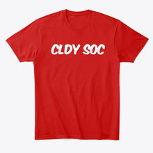 Load image into Gallery viewer, CLDY SOC tee