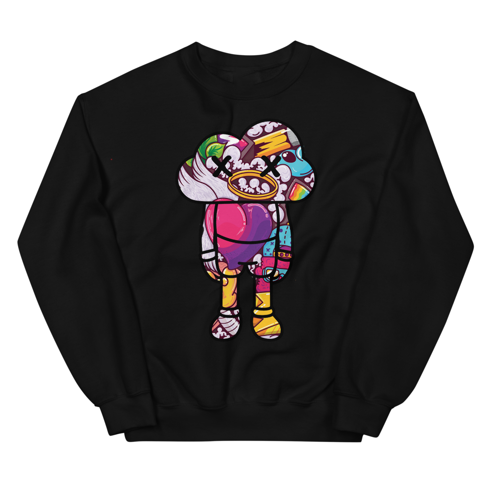 9 Colors Crewneck