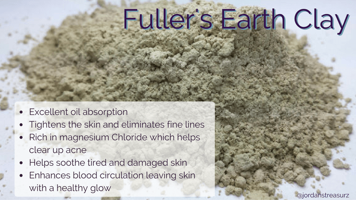 Fuller's Earth Clay