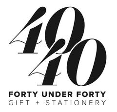 Gift Stationery 40 Under 40 Award
