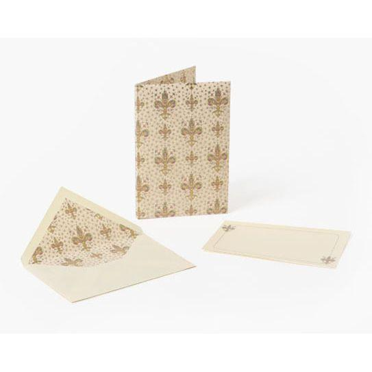 Italian Lilium Stationery Set - Medium