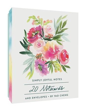 Simply Joyful Notecard Set