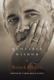 Barack Obama: Quotable Wisdom
