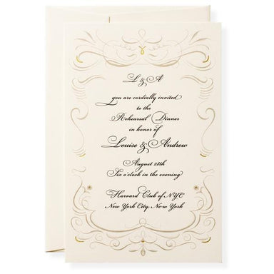 Bea Gres Blank Invitations