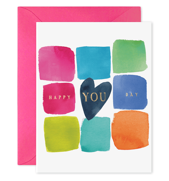 Happy You Day Card