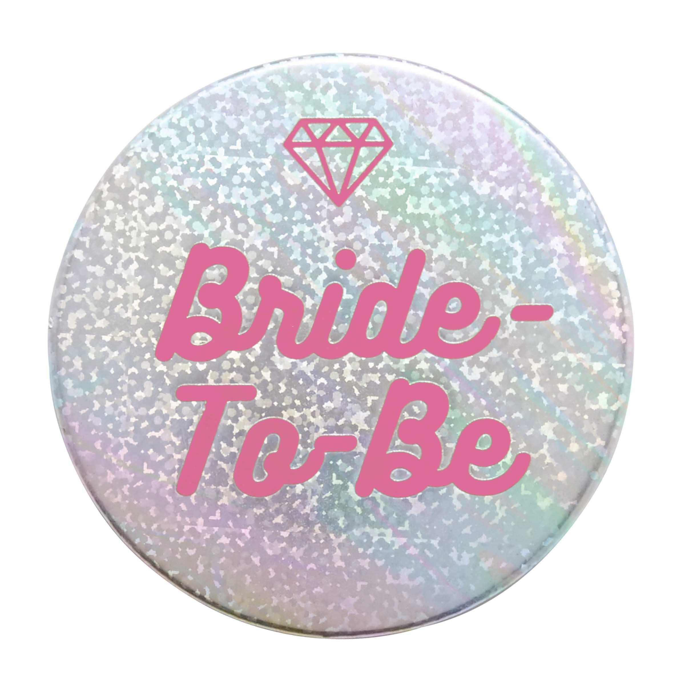 Bachelorette Party Pin - Bride-To-Be