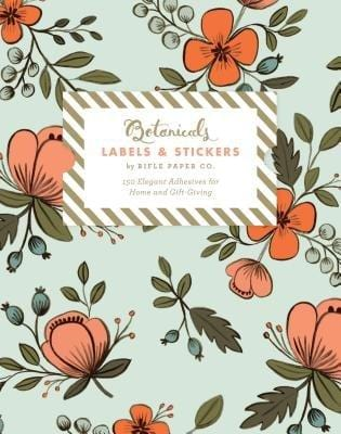 Botanicals Labels and Stickers