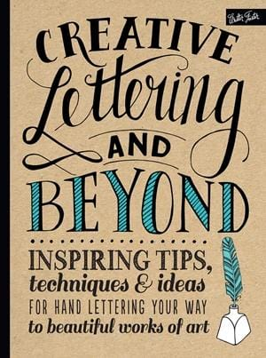 Creative Lettering and Beyond Book