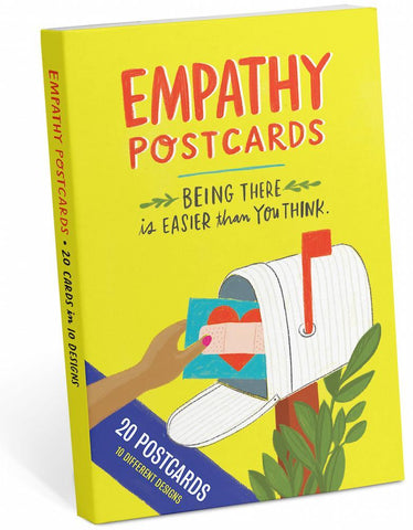 Empathy Postcard Book