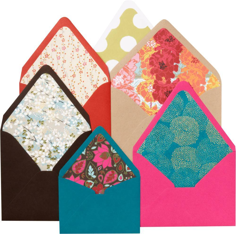 Envelope Liner Template Kit