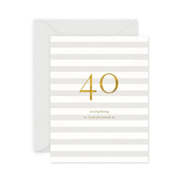 Everything to Look Forward to Birthday Card