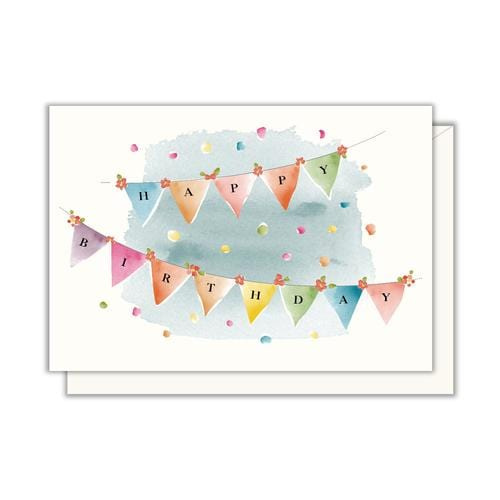 Birthday Pennants Enclosure