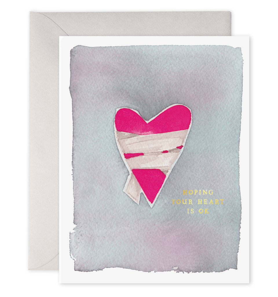 Hurt Heart Card