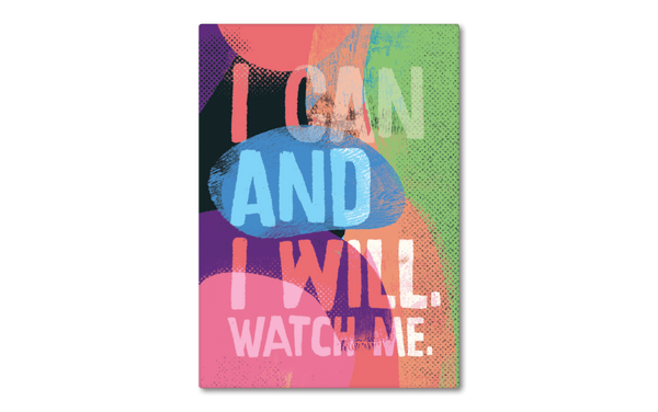 I Can and I Will