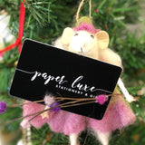 Paper Luxe Gift Card Certificate