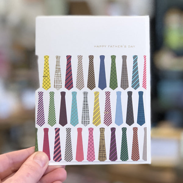 Father's Day Ties Card