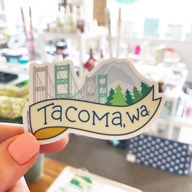 Tacoma Vinyl Sticker