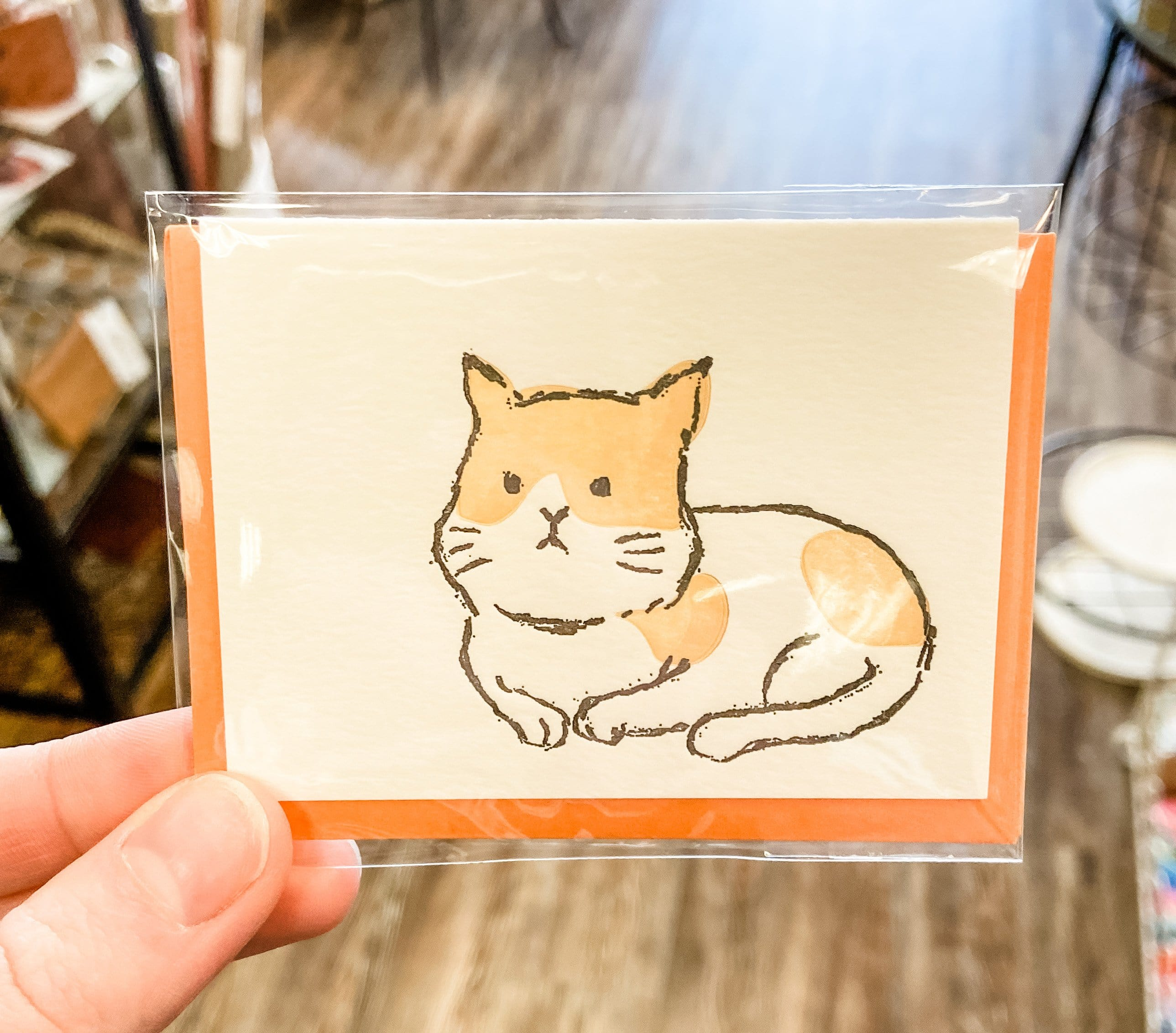 Cats Gift Enclosure Card