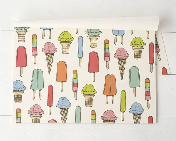 Ice Cream Social Placemat
