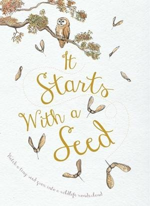 It Starts With a Seed Storybook