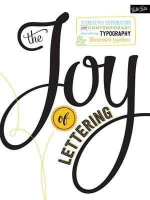 The Joy of Lettering Book