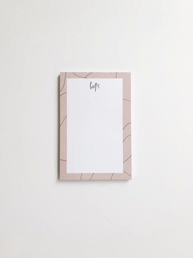 Lines Notepad