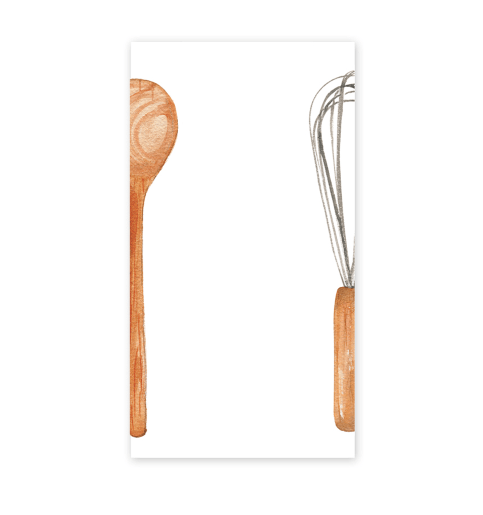 Spoon & Whisk Notepad