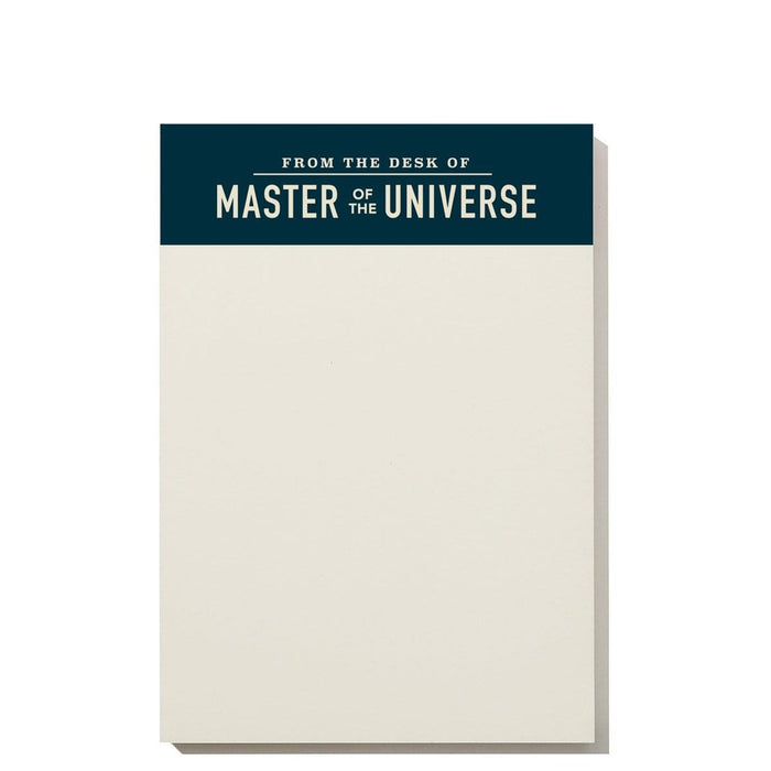 Master of the Universe Notepad