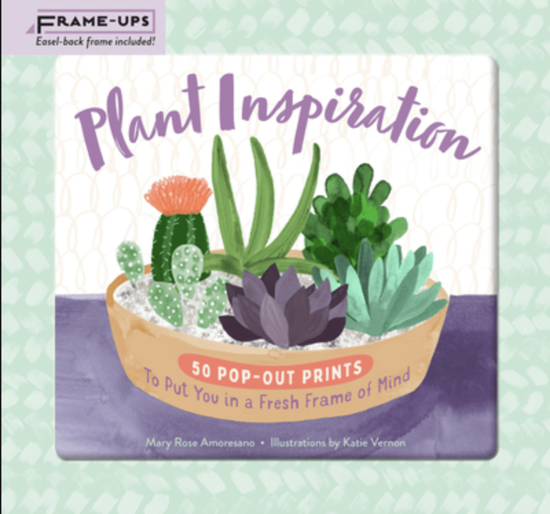 Plant Inspiration: 50 Pop-Out Prints To Put You in a Fresh Frame of Mind